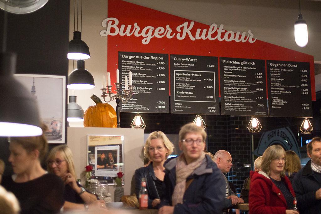 Herzbrücke Konzert bei Burger Kultour